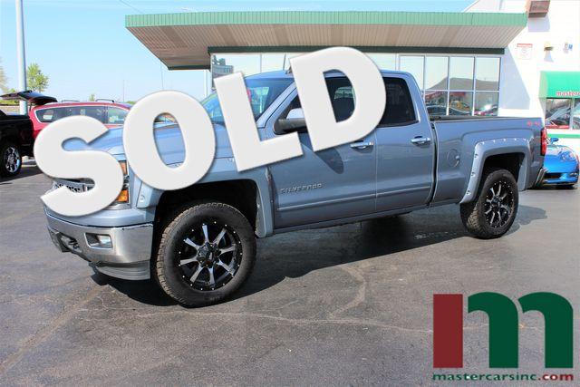 2015 Chevrolet Silverado 1500 LT | Granite City, Illinois | MasterCars Company Inc. in Granite City Illinois