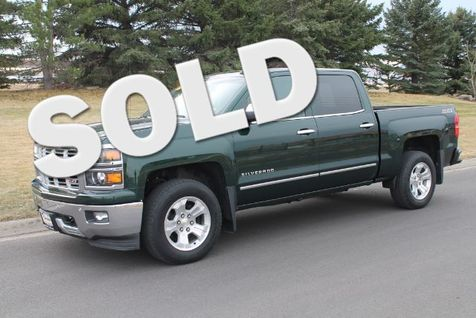 2015 Chevrolet Silverado 1500 LTZ in Great Falls, MT