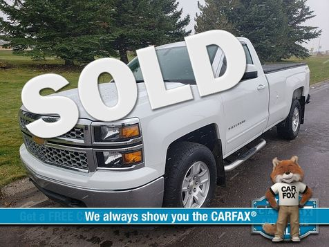 2015 Chevrolet Silverado 1500 4WD Reg Cab LT in Great Falls, MT
