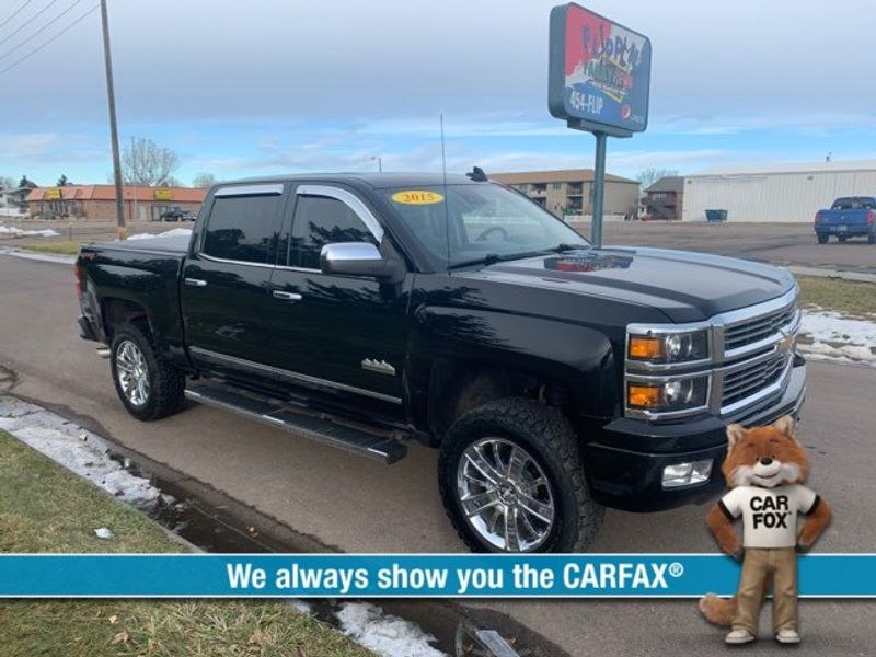2015 Chevrolet Silverado 1500 High Country  city MT  Bleskin Motor Company   in Great Falls, MT