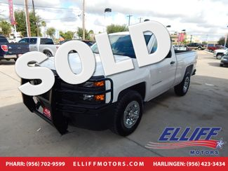 2015 Chevrolet Silverado 1500 4X4 in Harlingen, TX 78550