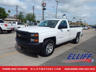 2015 Chevrolet Silverado 1500 Work Truck in Harlingen, TX 78550