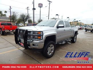2015 Chevrolet Silverado 1500 Crew Can LTZ 4x4 LTZ in Harlingen, TX 78550