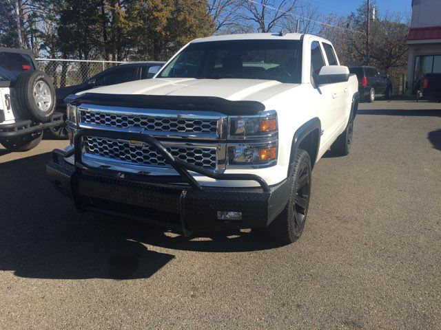 2015 Chevrolet Silverado 1500 LT - John Gibson Auto Sales Hot Springs in Hot Springs Arkansas