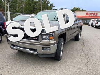 2015 Chevrolet Silverado 1500 LT - John Gibson Auto Sales Hot Springs in Hot Springs Arkansas