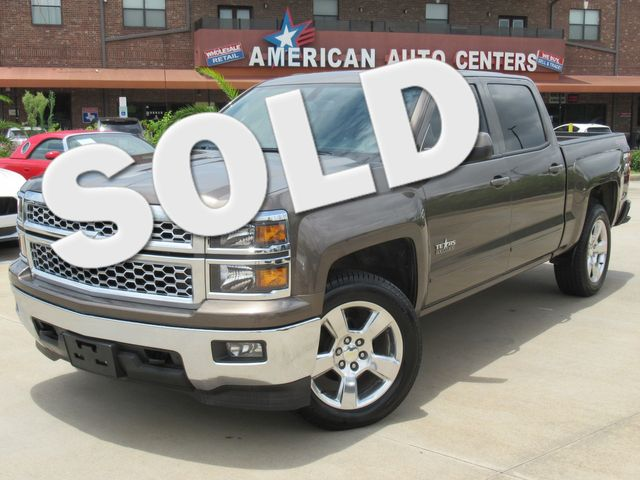 2015 Chevrolet Silverado 1500 LT  TX Edition | Houston, TX | American Auto Centers in Houston TX