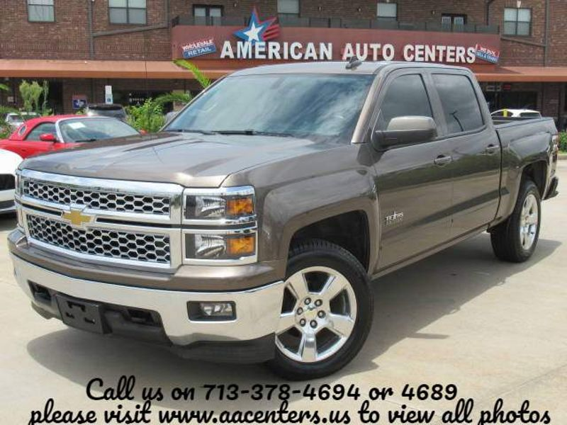 2015 Chevrolet Silverado 1500 LT  TX Edition | Houston, TX | American Auto Centers in Houston TX