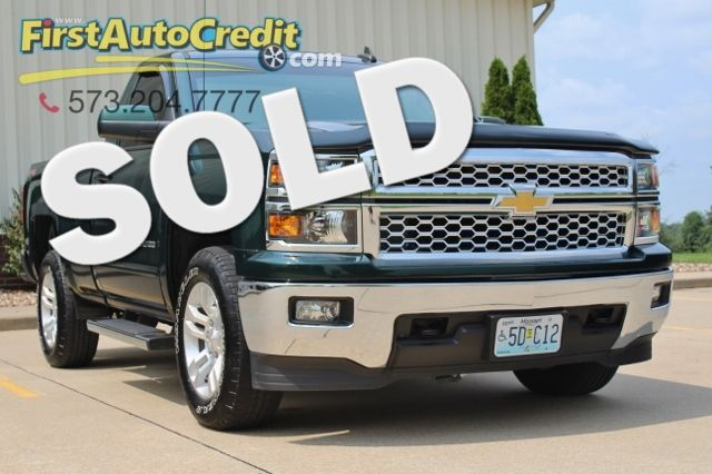 2015 Chevrolet Silverado 1500 LT in Jackson MO, 63755