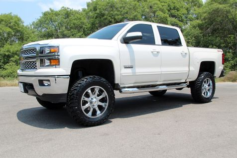 2015 Chevrolet Silverado 1500 LT - LIFTED - LOW MILES in Liberty Hill , TX