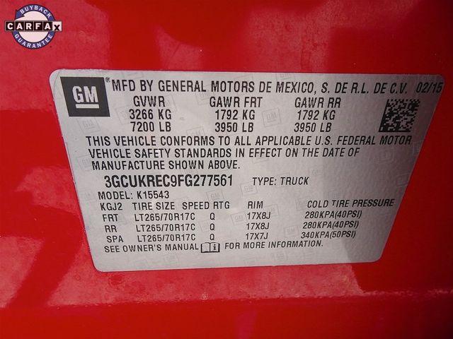 2015 Chevrolet Silverado 1500 LT Madison, NC 44