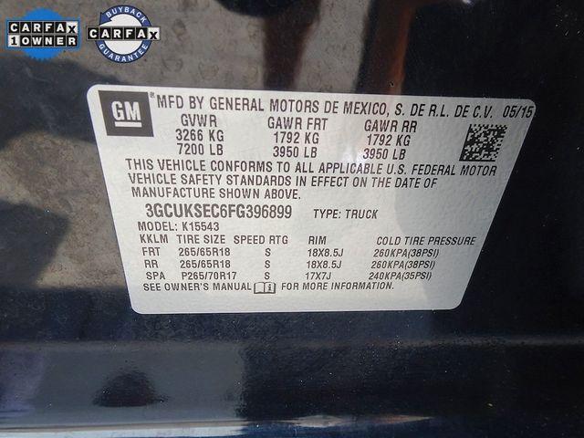 2015 Chevrolet Silverado 1500 LTZ Madison, NC 50