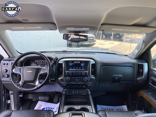 2015 Chevrolet Silverado 1500 LTZ Madison, NC 22