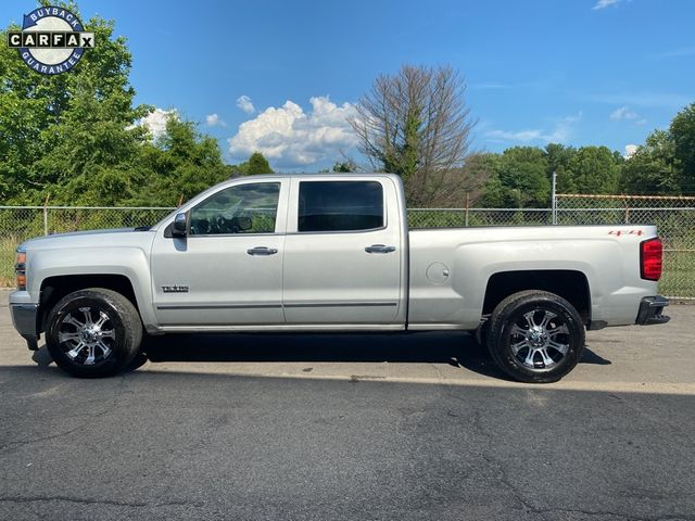 2015 Chevrolet Silverado 1500 LTZ Madison, NC 4