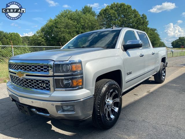 2015 Chevrolet Silverado 1500 LTZ Madison, NC 5
