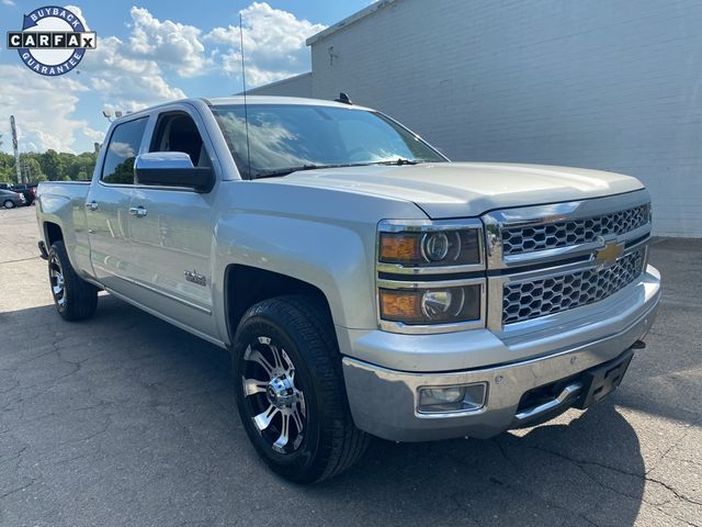 2015 Chevrolet Silverado 1500 LTZ Madison, NC 7