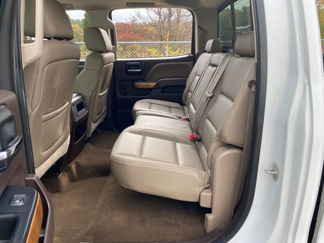 2015 Chevrolet Silverado 1500 LTZ Madison, NC 22