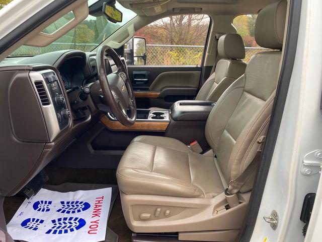 2015 Chevrolet Silverado 1500 LTZ Madison, NC 25