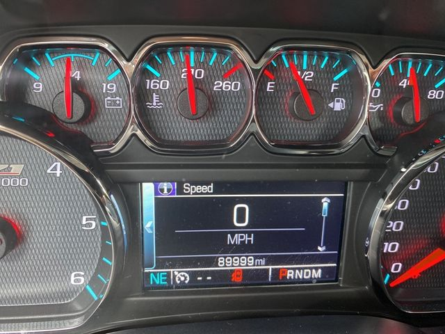 2015 Chevrolet Silverado 1500 LT Madison, NC 28