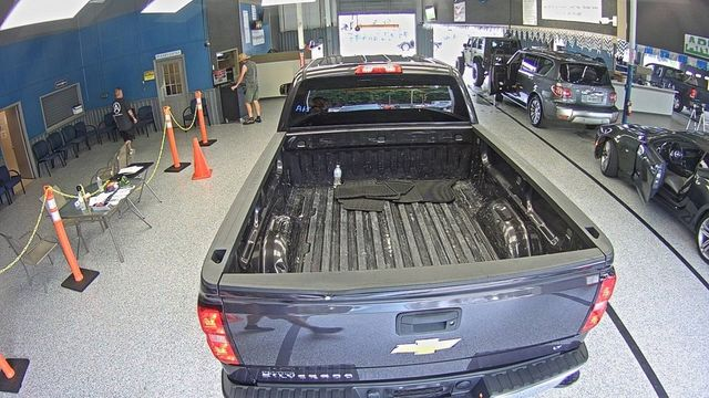 2015 Chevrolet Silverado 1500 LT Madison, NC 2