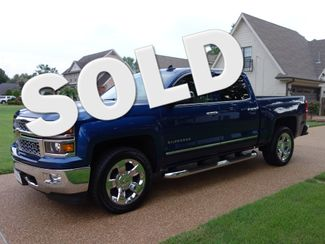 2015 Chevrolet Silverado 1500 LTZ in Marion Arkansas, 72364