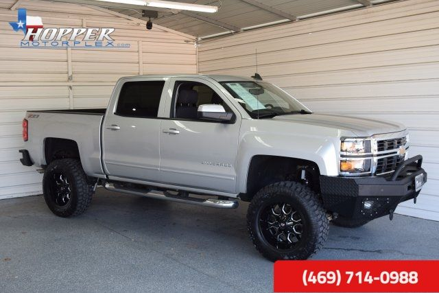 2015 Lifted Silverado >> 2015 Chevrolet Silverado 1500 Lt Lifted Hll Mckinney Texas