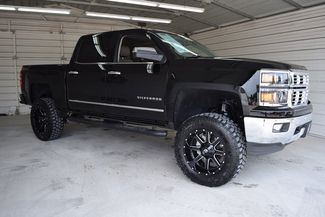 2015 Chevrolet Silverado 1500 LTZ LIFTED W/CUSTOM TIRES AND WHEELS in McKinney Texas, 75070