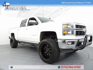 2015 Chevrolet Silverado 1500 LT LIFT/CUSTOM WHEELS AND TIRES in McKinney, Texas 75070