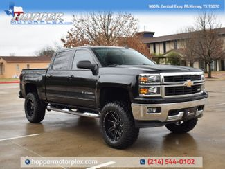 2015 Chevrolet Silverado 1500 LT NEW LIFT/CUSTOM WHEELS AND TIRES in McKinney, Texas 75070