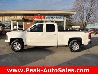 2015 Chevrolet Silverado 1500 LT in Medina, OHIO 44256