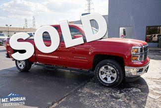 2015 Chevrolet Silverado 1500 LT   Memphis, TN   Mt Moriah Truck Center in Memphis TN