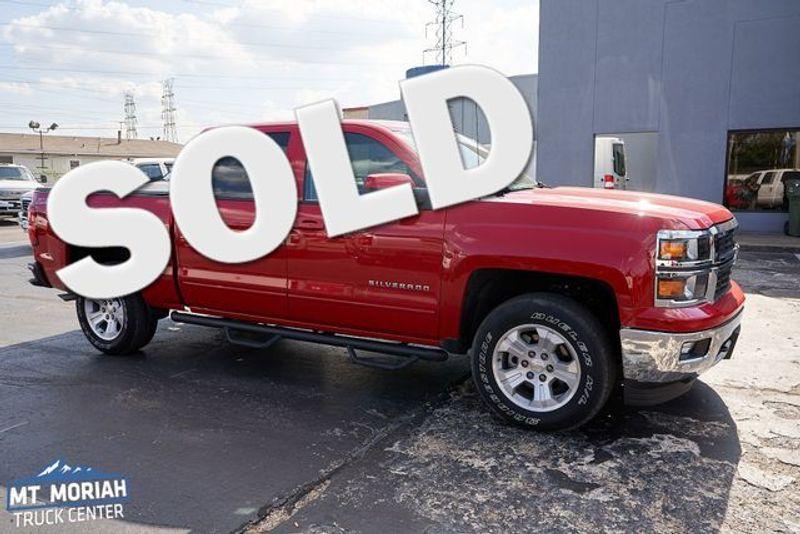 2015 Chevrolet Silverado 1500 LT | Memphis, TN | Mt Moriah Truck Center in Memphis TN