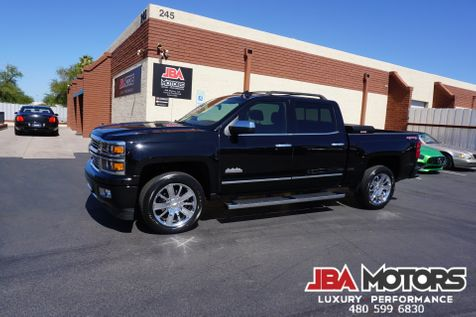 2015 Chevrolet Silverado 1500 High Country 4x4 Crew Cab 4WD  | MESA, AZ | JBA MOTORS in MESA, AZ