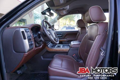 2015 Chevrolet Silverado 1500 High Country 4x4 Crew Cab 4WD  | MESA, AZ | JBA MOTORS in MESA, AZ