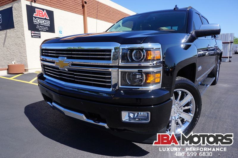 2015 Chevrolet Silverado 1500 High Country 4x4 Crew Cab 4WD  | MESA, AZ | JBA MOTORS in MESA AZ