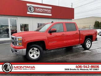 2015 Chevrolet Silverado 1500 LT in Missoula, MT 59801