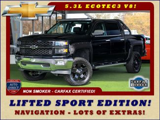 2015 Chevrolet Silverado 1500 LTZ SPORT EDITION Crew Cab RWD - LIFTED! Mooresville , NC