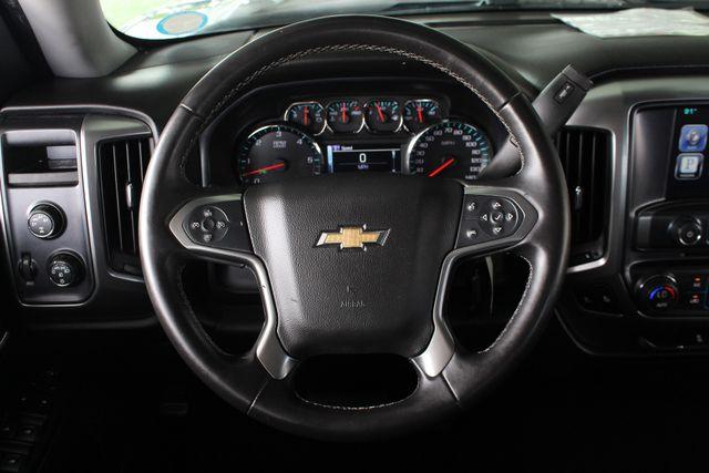 2015 Chevrolet Silverado 1500 LT Crew Cab 4x4 - NAVIGATION - HEATED LEATHER! Mooresville , NC 5