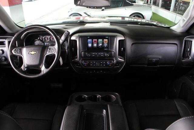2015 Chevrolet Silverado 1500 LT Crew Cab 4x4 - NAVIGATION - HEATED LEATHER! Mooresville , NC 27