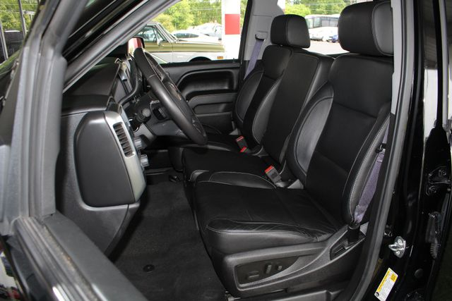 2015 Chevrolet Silverado 1500 LT Crew Cab 4x4 - NAVIGATION - HEATED LEATHER! Mooresville , NC 7