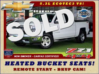 2015 Chevrolet Silverado 1500 LT Crew Cab 4x4 Z71 - ALL STAR - HEATED BUCKETS! Mooresville , NC