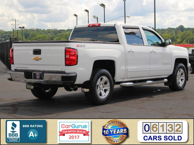 2015 Chevrolet Silverado 1500 LT Crew Cab 4x4 Z71 - ALL STAR - HEATED BUCKETS! Mooresville , NC 2
