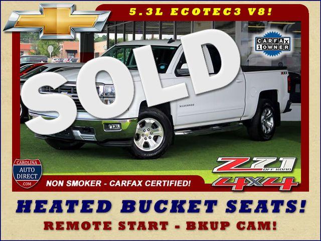 2015 Chevrolet Silverado 1500 LT Crew Cab 4x4 Z71 - ALL STAR - HEATED BUCKETS! Mooresville , NC 0