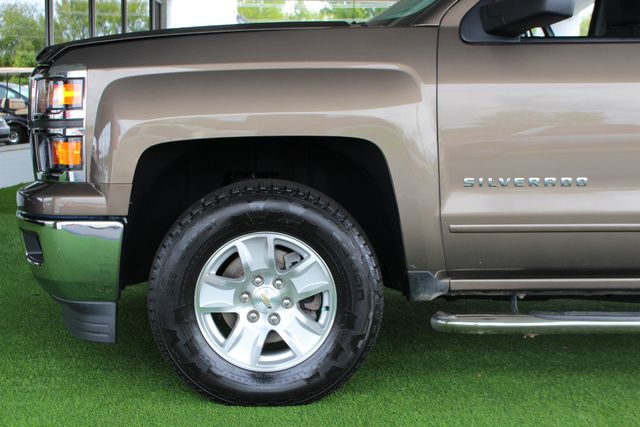 2015 Chevrolet Silverado 1500 LT Crew Cab 4x4 - ALL STAR EDITION - ONE OWNER! Mooresville , NC 20