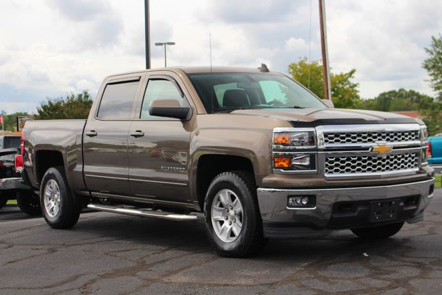 2015 Chevrolet Silverado 1500 LT Crew Cab 4x4 - ALL STAR EDITION - ONE OWNER! Mooresville , NC 21