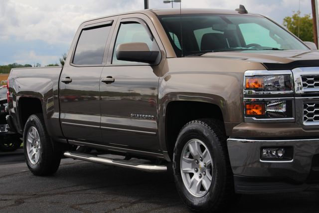 2015 Chevrolet Silverado 1500 LT Crew Cab 4x4 - ALL STAR EDITION - ONE OWNER! Mooresville , NC 25