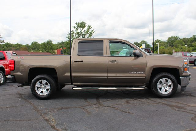 2015 Chevrolet Silverado 1500 LT Crew Cab 4x4 - ALL STAR EDITION - ONE OWNER! Mooresville , NC 13