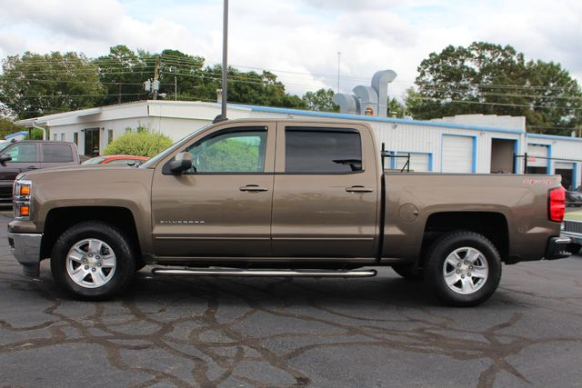 2015 Chevrolet Silverado 1500 LT Crew Cab 4x4 - ALL STAR EDITION - ONE OWNER! Mooresville , NC 14