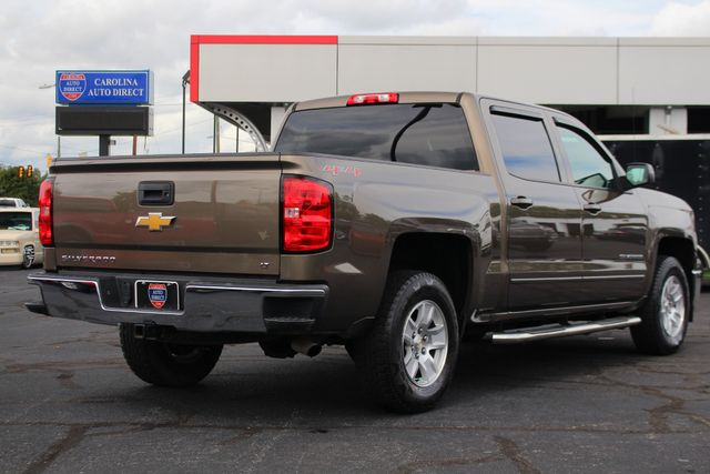 2015 Chevrolet Silverado 1500 LT Crew Cab 4x4 - ALL STAR EDITION - ONE OWNER! Mooresville , NC 23