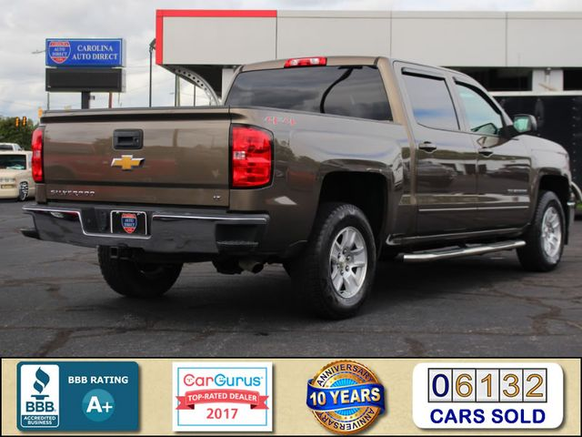 2015 Chevrolet Silverado 1500 LT Crew Cab 4x4 - ALL STAR EDITION - ONE OWNER! Mooresville , NC 2