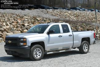 2015 Chevrolet Silverado 1500 Work Truck 4WD Naugatuck, Connecticut 0
